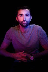 Jesse Petrini Professional Headshot