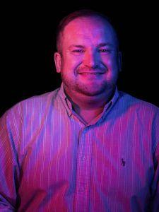 "Michael ""Mike"" Cooper Professional Headshot"