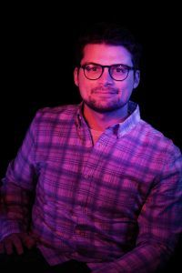 Nate Syzmanski Professional Headshot