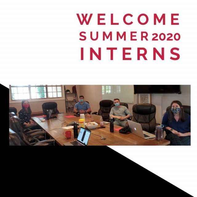 Today, we welcome our summer 2020 interns! We're excited for them to begin their journey with us, and to help them find their Rebel!