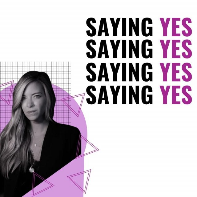 "Why are leaders afraid to say ""yes?"" Carly Benedetto Bova and Allison Minutillo explore how saying ""yes"" can impact an organization. Which leader are you? Listen at the link in bio."
